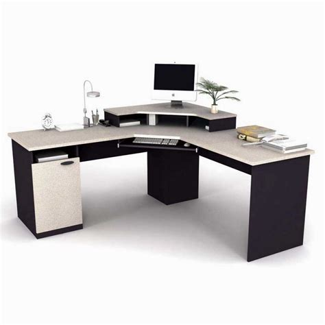 modern corner desk stylish contemporary office furniture design