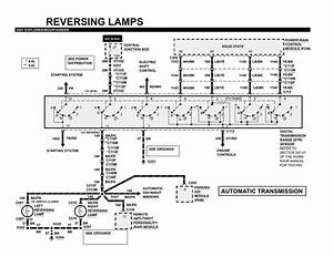 2001 Ford Explorer Sport Trac Transmission Schematic