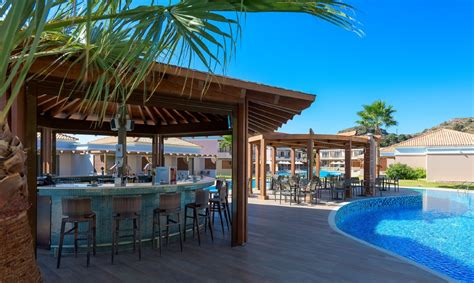 Pool Bar by Luxury Hotel La Marquise Luxury Resort Complex