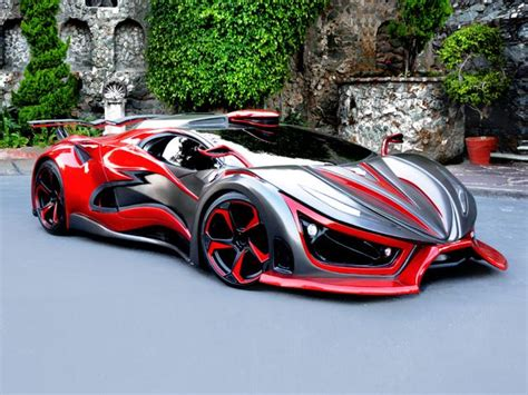 1400 Hp Inferno 'exotic Car' Will Hit Production In Next