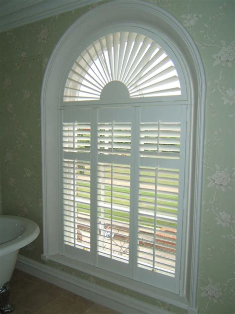 blinds   arch windows window treatments design ideas