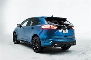 Ford Suv Edge : 2019 ford edge st first look first performance suv motor trend ~ Medecine-chirurgie-esthetiques.com Avis de Voitures