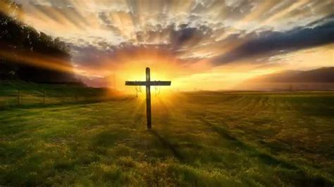 easter sunday cross image vine sermonspice