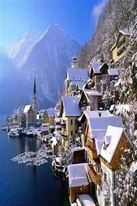 Hallstatt austria incredible honeymoon destinations you for Winter honeymoon in europe
