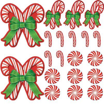 christmas hanging decorations woodies party