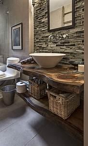 Bad Mit Holz : trends ideen f r moderne b der badezimmer holz pinterest ~ Orissabook.com Haus und Dekorationen