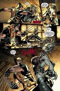 Wolverine Angel And Pixie VS Vampires Comicnewbies