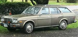 Rotary-Powered Estate: 1976 Mazda RX4 Wagon