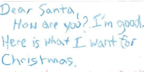 dear santa letter  full amazon link     hurts