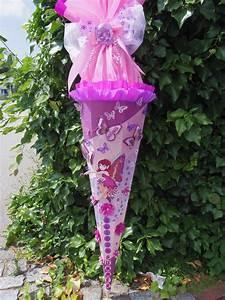 Schultüten Für Mädchen : dani 39 s kreativ blog schult ten f r m dchen ~ Yasmunasinghe.com Haus und Dekorationen