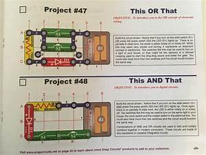 Snap Circuits Uses Construction To Teach Electricity