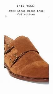 Monk Strap Dress Shoe Collection