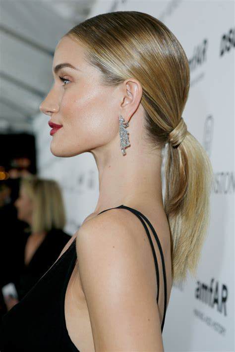 Carpet Ponytail Hairstyles by 40 Who Managed To Make The Ponytail Cool