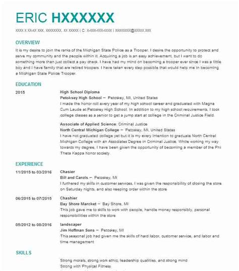 Horticulturist Resume by Resources And Agriculture Resume Exles