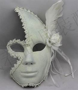 Venetian mask masquerade mask princess flower lace plus ...