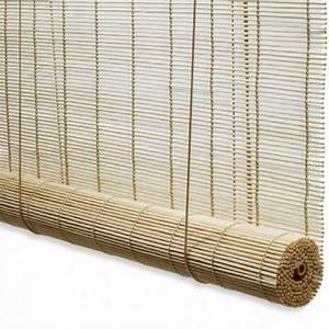 Canisse Pas Cher Gifi : store en bambou naturel 62x182 ~ Melissatoandfro.com Idées de Décoration