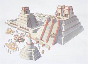 A Guide to the Creative and Mesmerizing Temples of the Aztec