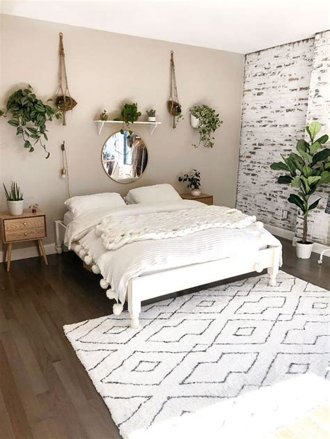 cozy bohemian bedroom ideas    apartment