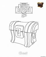 Fortnite Coloring Printable Chest Pickaxe Colouring Para Colorear Characters Dibujos Sheets Printables Machine Drawing Kolorowanki Drawings Season Axes Battle Draw sketch template