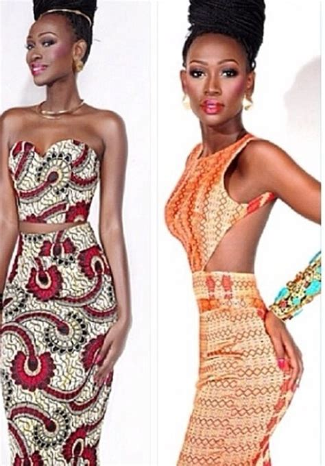 Vintage Style African Print Bustier   Style Icon`s Closet