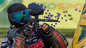 Full NXL Pro Paintball Match: Infamous vs Damage and ...  Paintball
