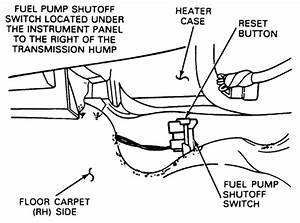 1994 Ford Ranger Inertia Fuel Shut Off Switch  1994  Free Engine Image For User Manual Download