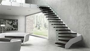 Photos escalier interieur moderne meilleures images d for Escalier interieur moderne