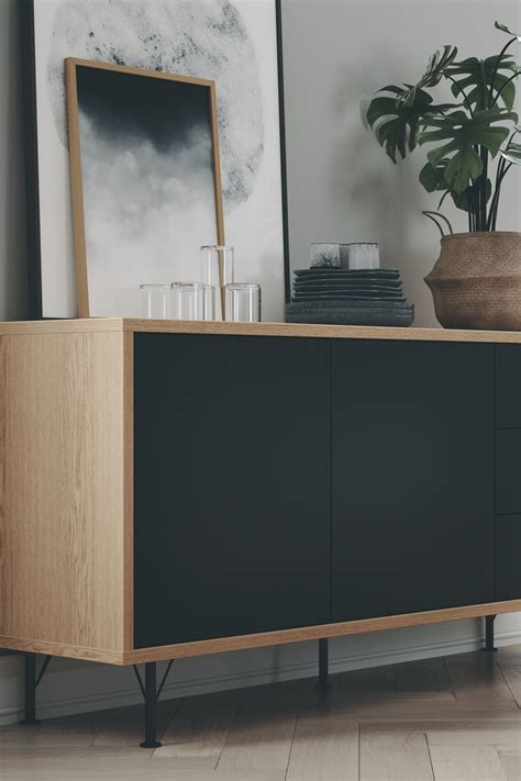 Sideboard Skandinavisches Design by Flow Sideboard In 2019 For The Home Muebles Salon
