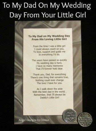 father   bride token set crafts bride groom