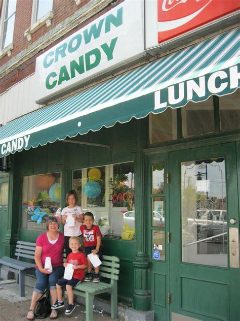 saint louis adventures crown candy kitchen