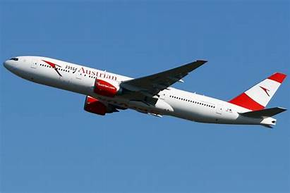 777 Boeing Aua Austrian Zu Airlines Sechster