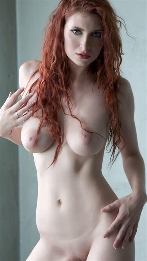 Pale Shaved Redhead Porn Pic Eporner