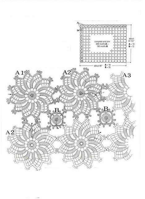 Crochet and arts: napkins