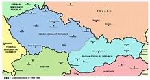Dissolution of Czechoslovakia - Wikipedia