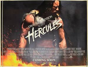 Legend Of Hercules (The) (Dwayne Johnson Teaser / Advance ...