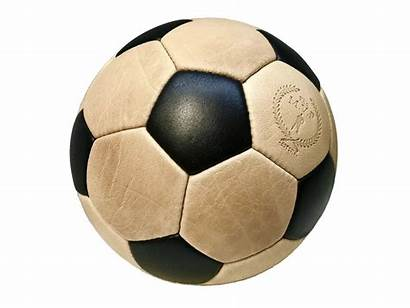 Ball Soccer Legacy Leather Retro 32p Player