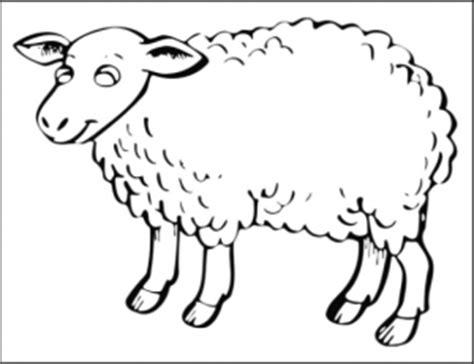sheep coloring pages for preschool preschool and 183   sheep coloring pages for preschool free printable coloring pages for preschool 300x231