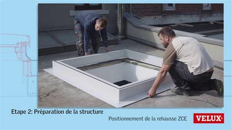 remplacement facile d une ancienne coupole par une fen 234 tre de toit plat velux