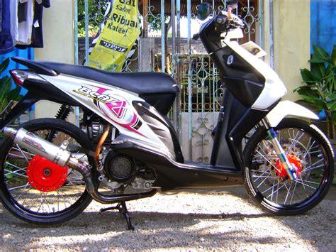 Modivikasi Motor Beat by Kumpulan Gambar Modifikasi Motor Beat Terbaru