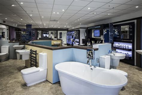 Bathroom Design Showrooms by The Bathroom Showroom