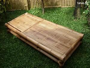 Sauna Für Garten : bambusliege f r heim garten sauna tahas ~ Markanthonyermac.com Haus und Dekorationen