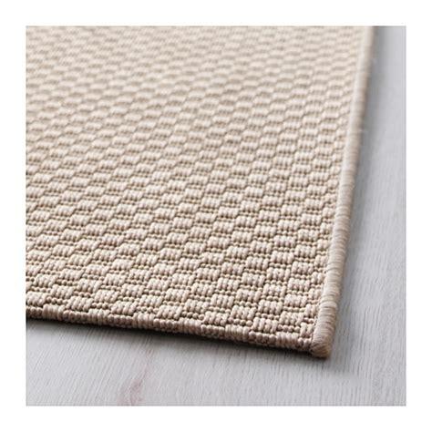 morum rug flatwoven in outdoor beige 160x230 cm ikea
