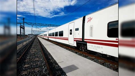 Delhi To Mumbai Train Talgo Train Delhi To Mumbai Train Journey In Just 12hrs