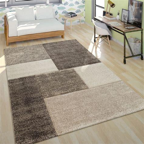 teppich modern design kurzflor teppich wohnzimmer modern design mehrfarbig