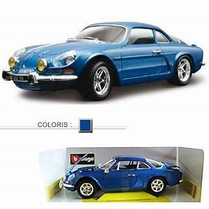 Modele Voiture Renault : mod le r duit alpine renault a110 1600s echelle 1 16 bleu jeux et jouets bburago ~ Medecine-chirurgie-esthetiques.com Avis de Voitures