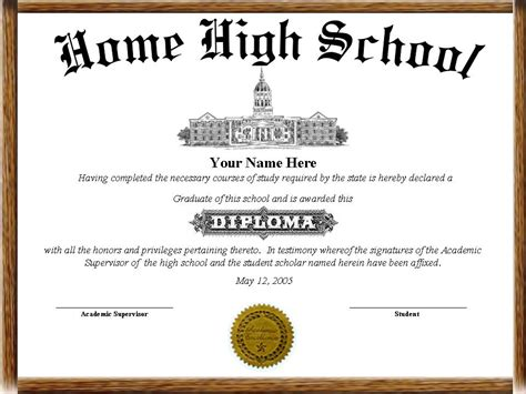 homeschool diploma home school diplomas