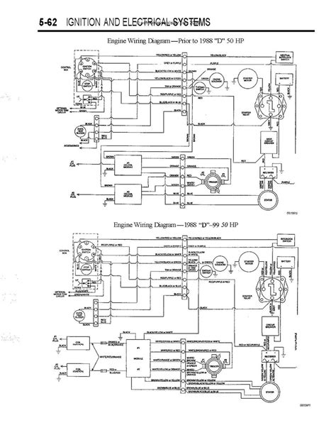 Outboard Motor Repair Key Largo by 1992 Force 50hp Wiring Diagram Page 1 Iboats Boating