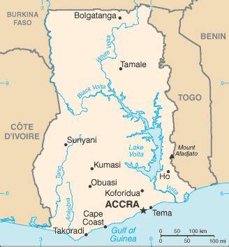 Gana'daki şehirler listesi - Vikipedi