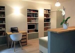 stunning amenagement salon 20m2 contemporary lalawgroup With amenagement cuisine