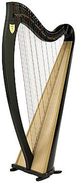 Suzuki Harp by Barrington Suzuki Harp Studio Photos